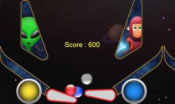 Pinball for 6